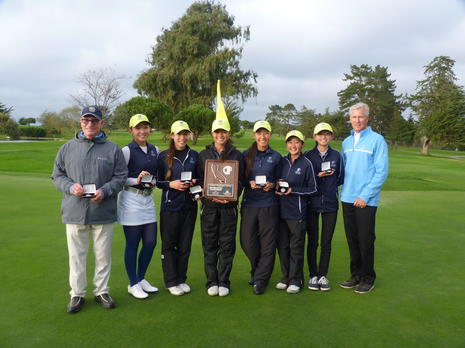 Women's Golf takes 2nd at Nor Cal Tourney