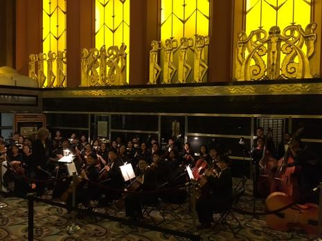DVHS Chamber Orchestra at Paramount Theater